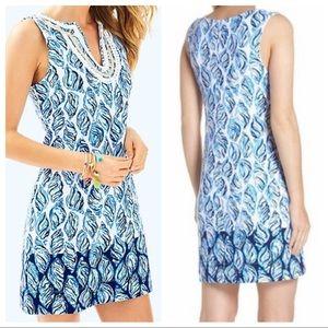 Lilly Pulitzer Harper Resort Shift Dress Size M